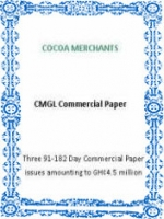 CMGL Commercial Paper